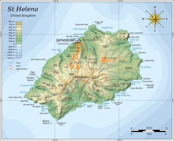 St.Helena