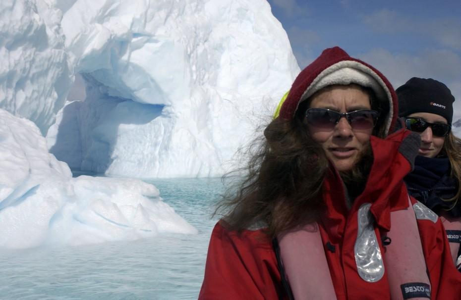 Greet Antarctica