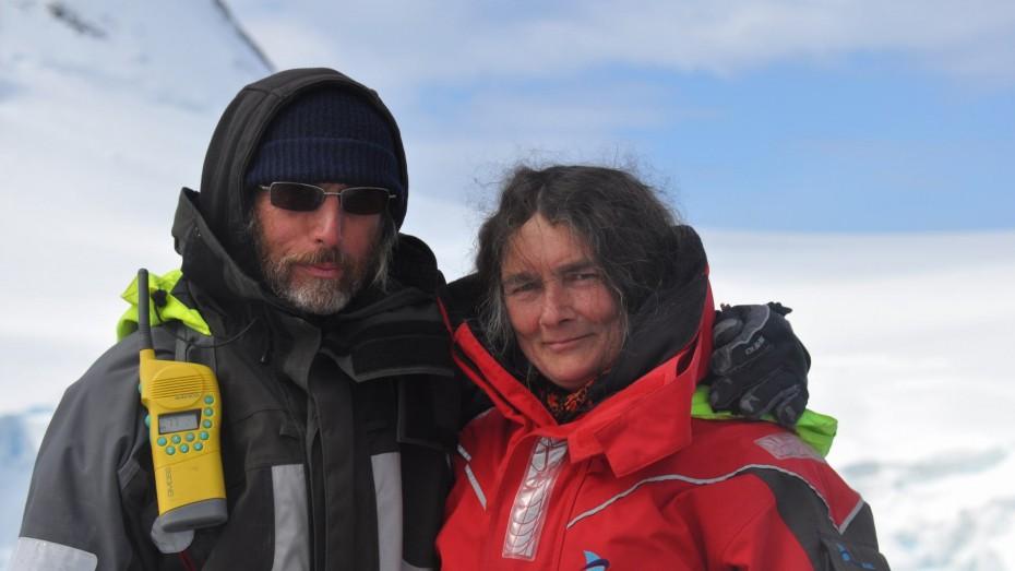 Heinz Greet Antarctica