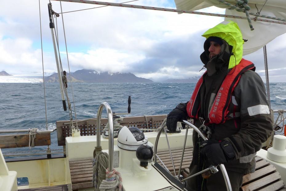 Heinz auf Drake Passage Anne-Margaretha