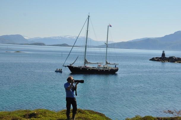 Anchoring Lofoten