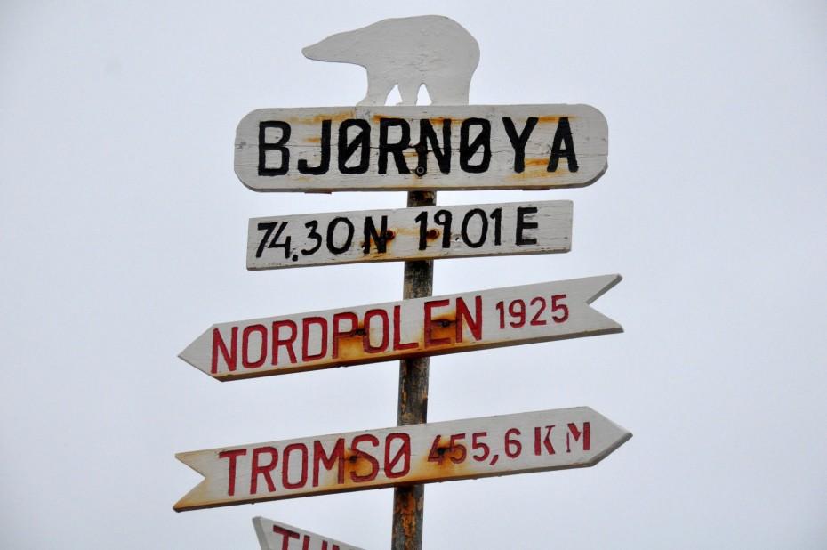 wegwijzer- bereneiland