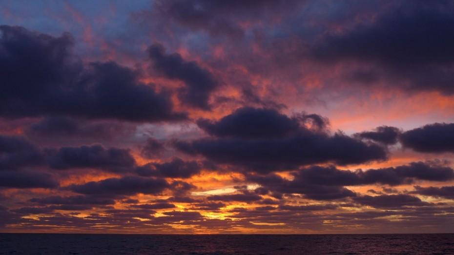 zonsondergang-atlantische-oceaan