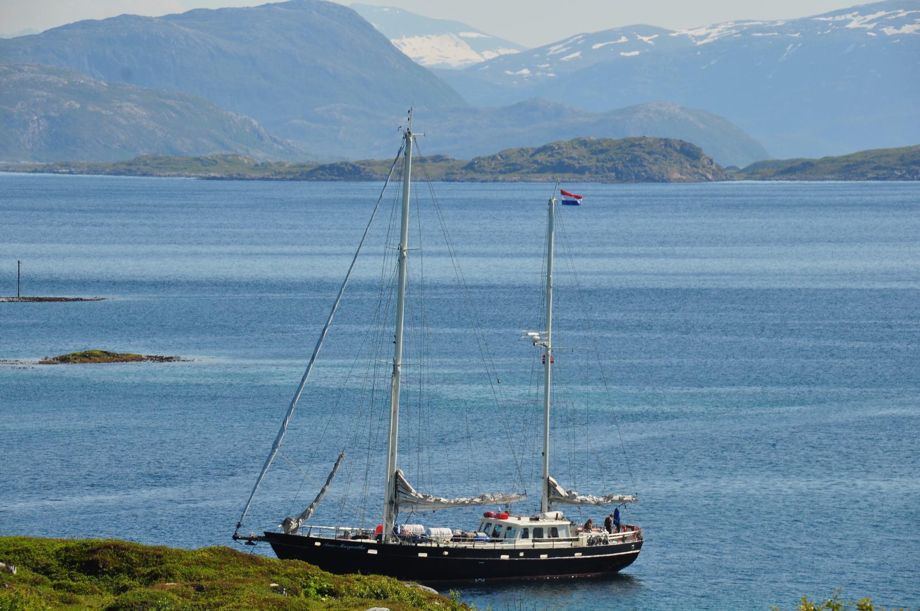 anne-margaretha langs noorse kust